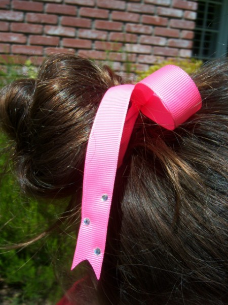Hot Pink Ribbon
