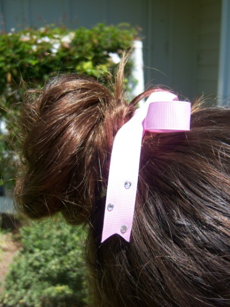 Light Pink Ribbon