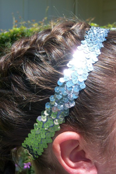 SEQUIN SPORT HEADBANDS ab45f7a93a0