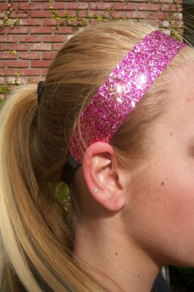 Multi Pink Glitter Fattie