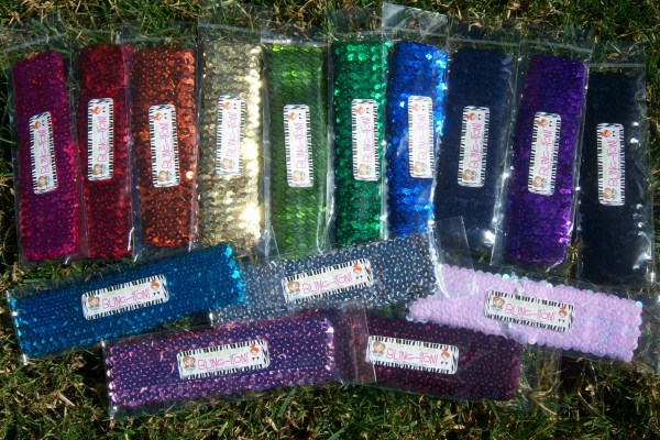 Sequin Fattie 100 Headband Fundraiser Pack