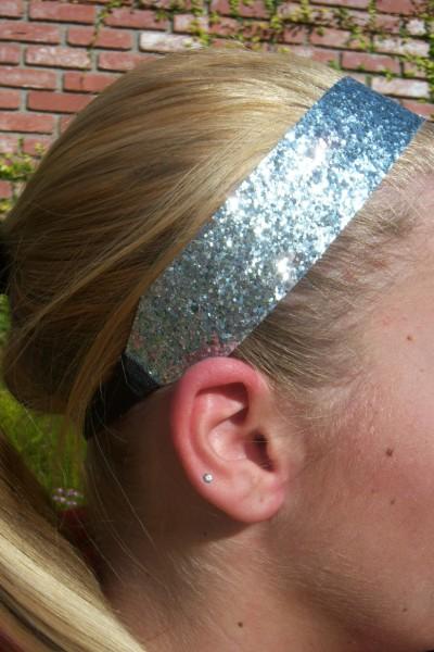Silver Glitter Fattie