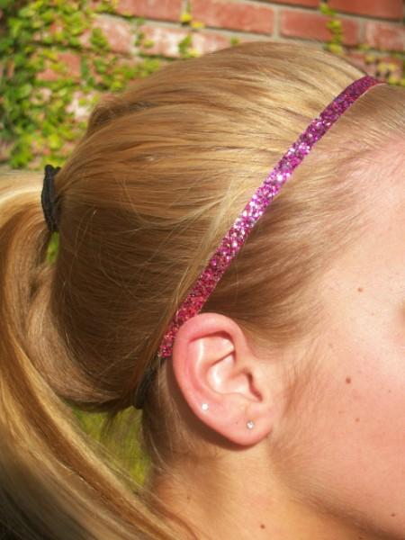 Mulit Pink Glitter Skinny