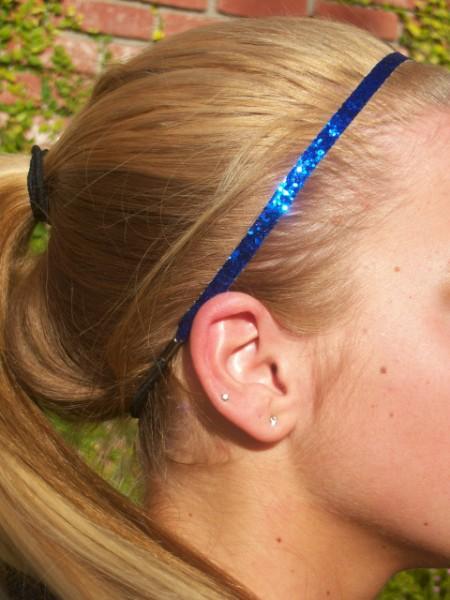 Royal Blue Glitter Skinny